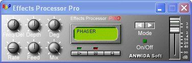 Effect Processor Pro v 2
